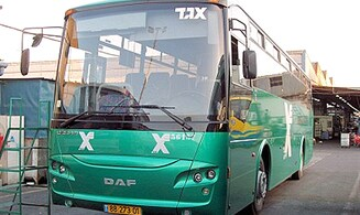 Report: Secular Man on Bus Hit Hareidi