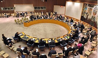 UN Security Council Adopts Resolution on Syria