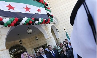 Syrian Opposition Group Rejects Talks, Quits Bloc
