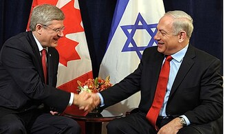 Canadian PM To Resign After Israel Visit?