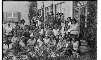 Israel's History in Photos: Women Who Built Israel
