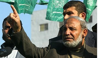 Hamas: Leftist Govt. Disaster 'No Less than Bibi'