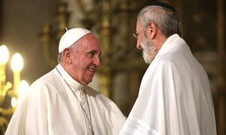 Rabbi to Pope: Remove church from Auschwitz