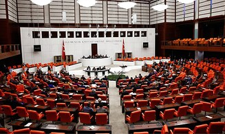 Watch: Brawl erupts at the Turkish parliament