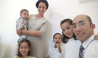 Terrorist convicted for murder of Rabbi Itamar Ben Gal