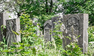 Jewish cemetery vandalized in Moldova
