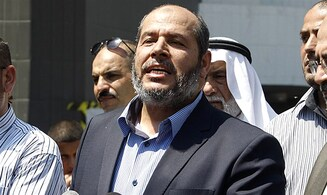 Hamas official calls for attacks in Judea and Samaria