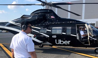 Uber Copter: From JFK Airport to Manhattan in 8 minutes