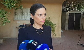 Shaked: Majority in Knesset for override clause