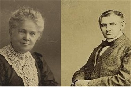 Horatio and Anne Spafford