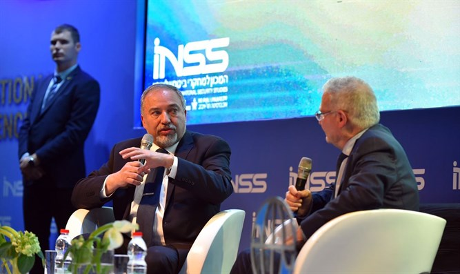 Liberman at INSS conference