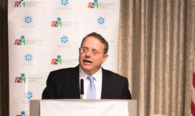 Vice Chairman of the World Zionist Organization Yaakov Hagoel