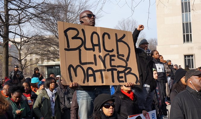 Black Lives Matter protest BLM