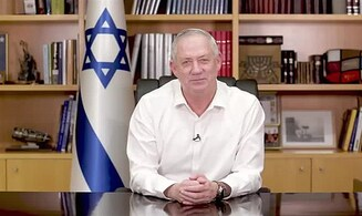 Gantz: Netanyahu not doing enough to promote relations with Jordan