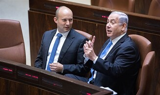 Likud, Yamina negotiating teams met in secret