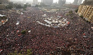 Morsi Ousted by Egyptian Military