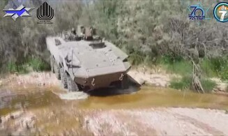 Watch: The most advanced armored carrier in the world