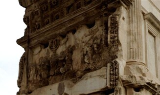 Do not knock down the Arch of Titus, let it stand
