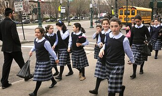 Jewish day schools and yeshivas remain open as NYC public schools close
