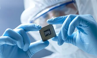 With silicon chips, the slower, the better