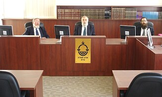 Arabs who insist on a Rabbinical Court?