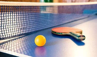 Jewish ping pong champ: 'I'd like them to give me the opportunity to go for my dream'