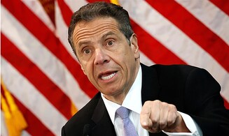 Cuomo complained about Jewish 'treehouses' on Sukkot