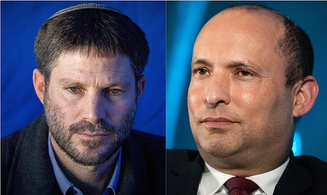 Yamina breaks apart as Smotrich splits from Bennett