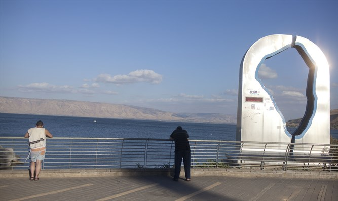 The Kinneret (Sea of Galilee) is in danger