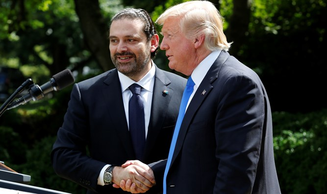 Hariri and Trump