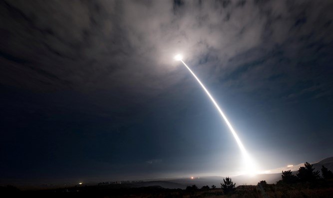 US launches unarmed Minutemen 3 ICBM