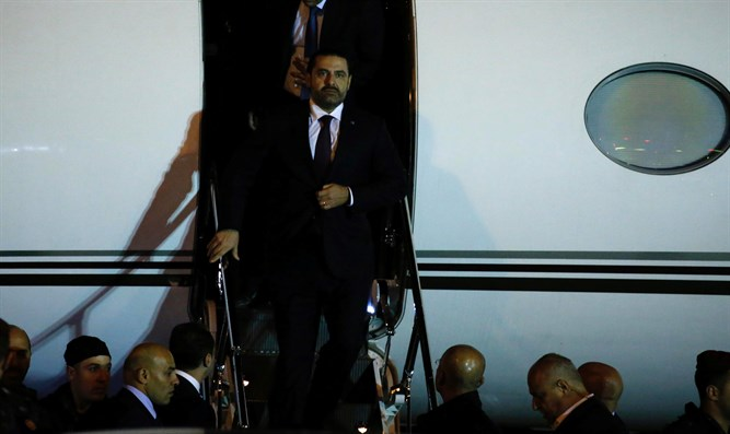 Saad Hariri returns to Lebanon