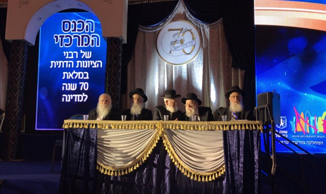 Conference of religious Zionist rabbis