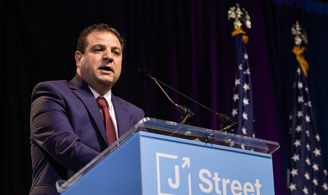 Ayman Odeh at J Street Conference