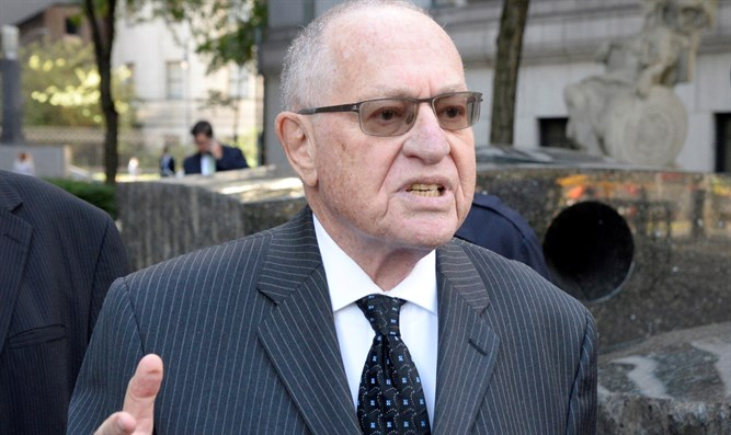 Alan Dershowitz, September 2019