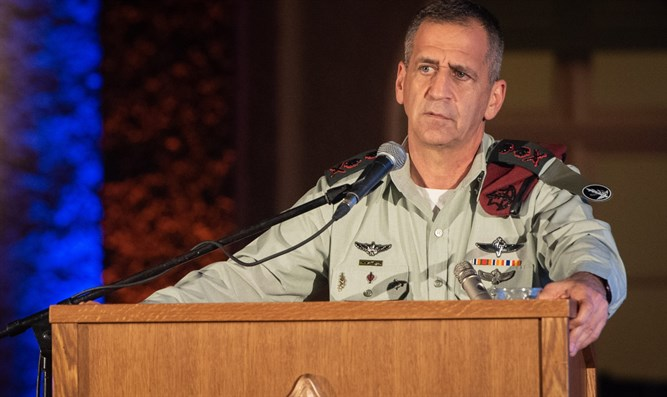 IDF Chief of Staff Aviv Kochavi